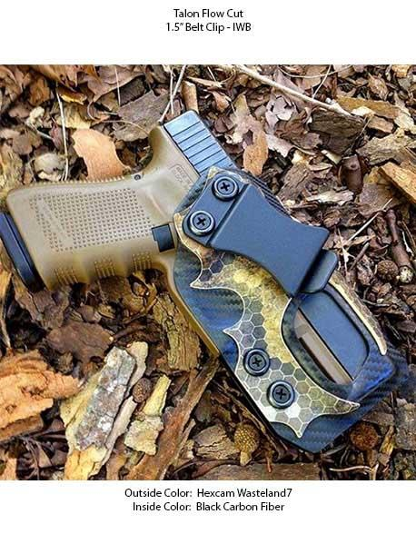 Bora Double Layer Kydex Holster