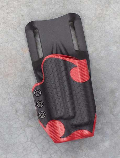 Slim Light (D) Kydex Holster - Glock 17 X300U