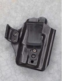 Wraith - G19 / APLc - Black Leather Print
