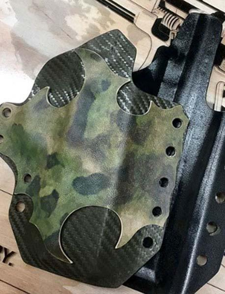 Shadow Kydex Holster  - Double Layer