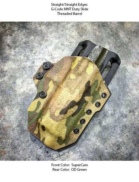 Warrior Kydex Holster